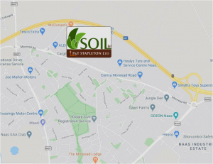 Soil Location Map